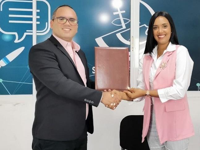 SNTP filial Santiago y Sociedad de la Palabra Multimedia firman acuerdo de  cooperación - Noticias Dominicanas